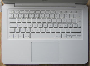 changement clavier macbook
