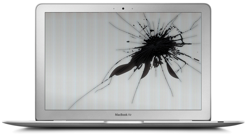 reparation ecran macbook air