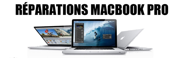 Réparation Macbook
