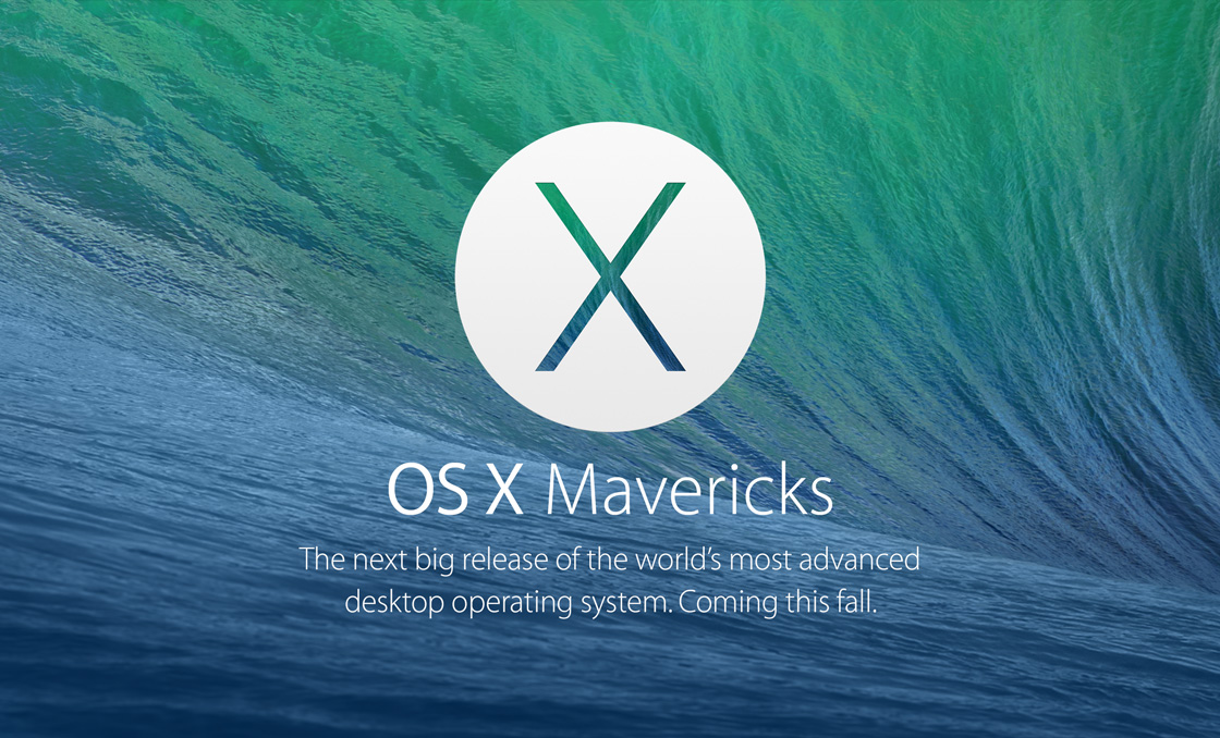 Probleme d'installation os x mavericks